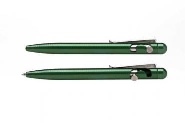 Tactile Turn Slider Green Anodized
