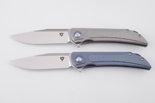 Tuya Knife Titan Thorax grey